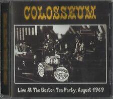 COLOSSEUM-at the boston tea party 1969 + bonus tracks-progressiv Rock