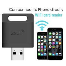 ZSUN Mobile Phone Extend Disk Wifi Wireless Memory Card Reader For iPhone 6 B FT
