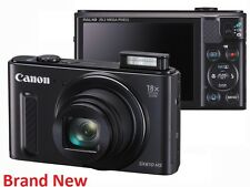 "New Canon Powershot SX610 20MP 18x Zoom Compact Digital Camera ""Brand New"""