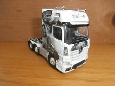 Corgi 1/50 Scale Mercedes Benz Actros (MP4) - In Transit.