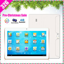 UK 32GB 10.1 Inch Quad Core Dual Camera Android 4.4 WIFI Tablet PC Brand New