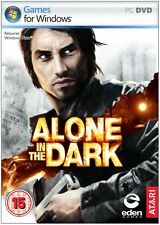 Alone in the Dark - PC - Horror - brand new and sealed