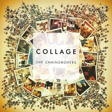 THE CHAINSMOKERS - COLLAGE EP   CD SINGLE NEU