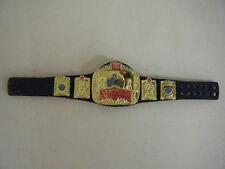 Elite European alt WWF Wrestling WWF Mattel Meisterschaftsgürtel Figuren Zubehör