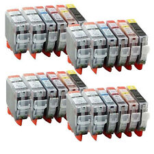 24 x Ink Cartridges for Canon Pixma iP8750 MG6350 MG7150 MG7550 MX925