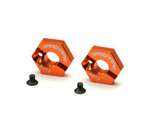 Exotek Racing 1521 D413 12Mm Front Locking Alloy Hex (1 Pair) EXO1521