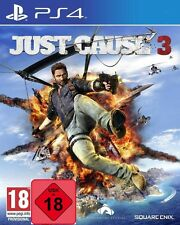 PS4 Spiel Just Cause 3 UNCUT  Playstation 4  NEUWARE OVP