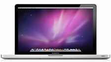 "Apple Macbook Pro 17""' Notebook Model: A1297,Intel Core 2 DUO,8GB RAM,240GB SSD"