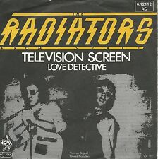 "The Radiators From Space - Television Screen (7"" Vinyl-Single Germany 1977)"