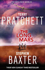 The Long Mars - Book by Terry Pratchett, Stephen Baxter (Paperback, 2015)