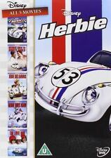 Herbie Collection Box Set 1+2+3+4+5 New 5xDVD R4