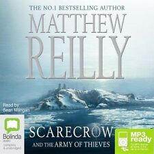 Matthew REILLY / SCARECROW and the ARMY of THIEVES       [ Audiobook ]