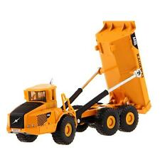 1/87 Tipping Lorry Dump Truck Car Model Alloy Plastic Children Toys