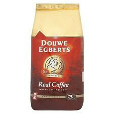 Douwe Egberts Real Coffee Medium Roast 1kg For Filters  Free UK Delivery