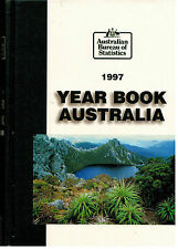 Year Book Australia...1997...No. 79...Hard Cover...ABS...Commonwealth...