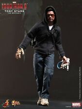 IRON MAN 3 Tony Stark (The Mechanic) 1/6th Scale Action Figure (Hot Toys) #NEW