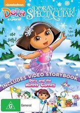 Dora The Explorer: Ice Skating Spectac DVD R4