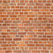 200 X 270MM HO SCALE SELF ADHESIVE BRICK WALL PAPER SHEETS