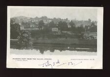 Gloucester Glos STROUD Rodboro Fort from the valley 1903 PPC