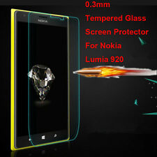 New Premium Real Tempered Glass Screen Protector Film Guard For Nokia Lumia 920