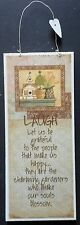 shabby chic plaque sign garden  picture print