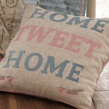 Catherine Lansfield Home Tweet Home cushion cover