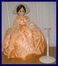 """Doll Stand for MA 21"""" Portrait & 20"""" Vintage Cissy"""