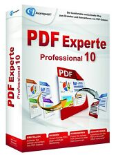 PDF Experte 10 Professional  CD/DVD Version  deutsch PRO von Avanquest