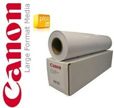 """2 x rolls Canon Photo SATIN Pro Paper A2 432mm 17"""" for Epson, HP & canon iPF"""