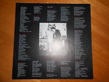 """I. FUTUROLOGISCHER CONGRESS! 12"""" LP VINYL NEAR MINT 1st 1982 GERMAN PRESS"""