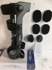 KNIEORTHESE DONJOY LEGEND SE M rechts ACL + Zub.- KNEE BRACE M right ACL +Extras