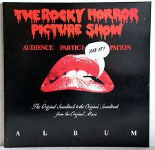 """12"""" Vinyl THE ROCKY HORROR PICTURE SHOW"""