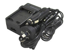 Battery Charger for Canon CB-2LCE NB-10L Powershot SX50 SX60 SX40 HS G1X G15 G16