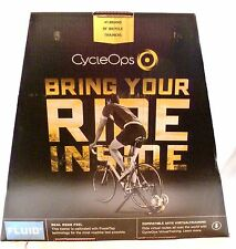 Cycleops Fluid 2 Bicycle Trainer Virtual Training Compatible