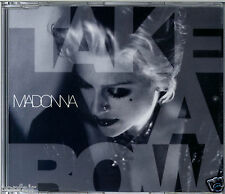 MADONNA - TAKE A BOW 1994 GERMAN CD SINGLE PART 1 MAVERICK W0278CD