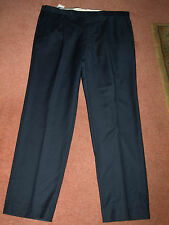 MENS M&S SARTORIAL PURE WOOL TROUSERS W 40  L 33 NEW