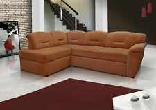 Ecksofa Fox Eckcouch Sofa Couch Schlaffunktion Bettfunktion und Bettkasten 01173
