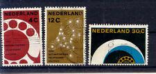 Niederlande_1962 Mi.Nr. 779-781 Fernmeldenetz