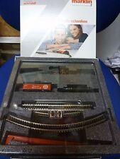 Märklin Mini Club Spur Z, Startpackung Nr. 81569, mit Dampflok und zwei Wägen