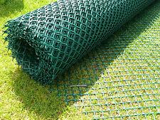 Grass Reinforcement Mesh Green 1 x 10M Turf Mud Protection Mat + 50 Pins