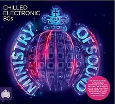 Ministry Of Sound - Chilled Electronic 80s BRAND NEW 3CD BOXSET