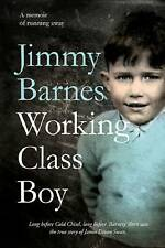 Working Class Boy - BRAND NEW H/C Book SIGNED by Jimmy Barnes