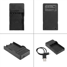 USB Camera Battery Charger For Nikon EN-EL14 D5200 D5100 D3100 D3200 P7100 P7000