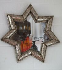 Authentic Handmade Moroccan Star Shaped Mirror