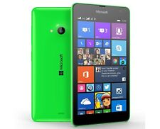 "Microsoft  5"" Windows 8.1 Nokia Lumia 535 Mobile Phone 8GB UNLOCKED - GREEN"