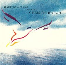 CHRIS DE BURGH : SPARK TO A FLAME - THE VERY BEST OF / CD (CLUB EDITION)