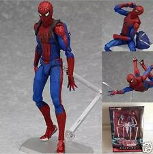 Max Factory Figma No.199 The Amazing Spider-Man Action Figure