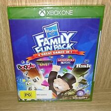 Hasbro Family Fun Pack Xbox One - Brand New & Sealed