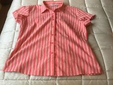 Rohan Ladies Shimmer Shirt  Size 14/16 - Pristine Condition