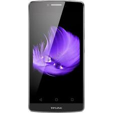 "TP-LINK Neffos Smartphone Handy C5L 4G LTE 4,5"" Android 5.1 8 Mpixel Dark Grey"